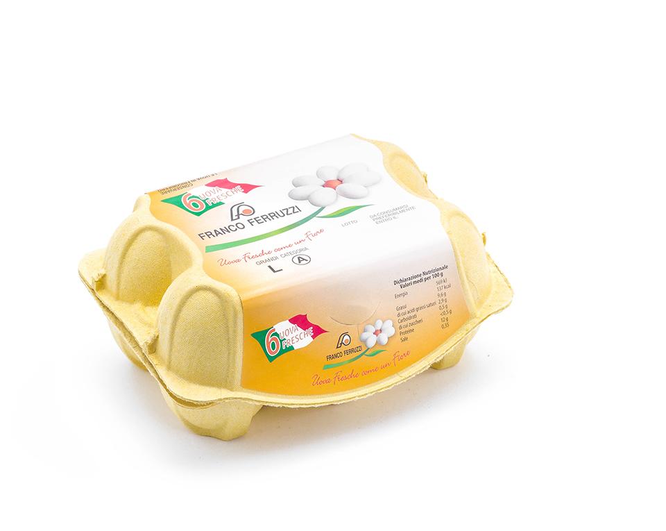 ferruzzi uova fresche grandi allevamento standard