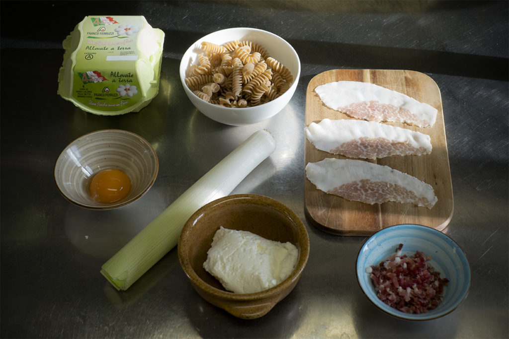 ingredienti ricetta baruzzi