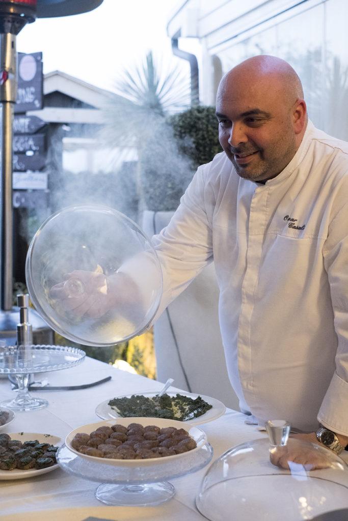 Chef Omar Casali
